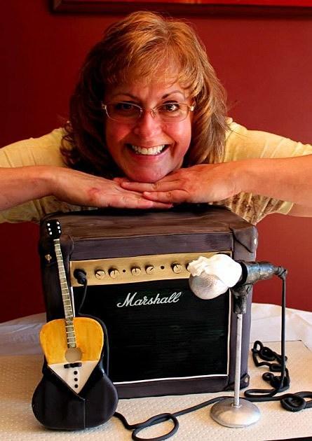 Linda Brann Marshall Cake