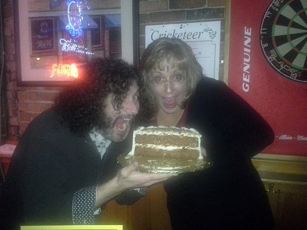 Guru and Linda Brann