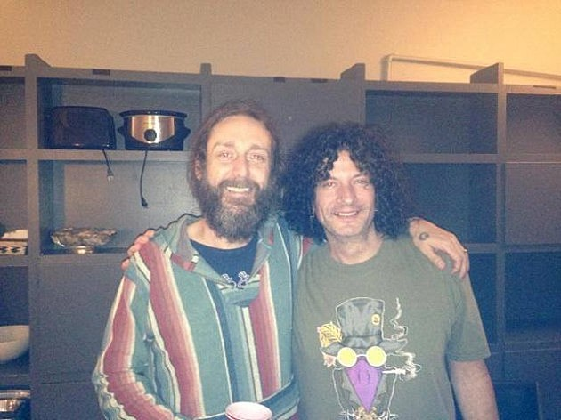 Chris and The Guru