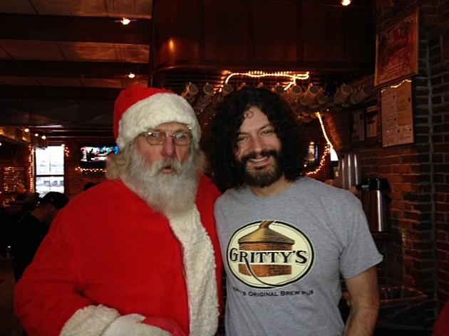 Santa and Gu