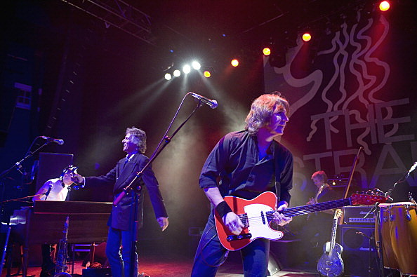 The Straits on Stage