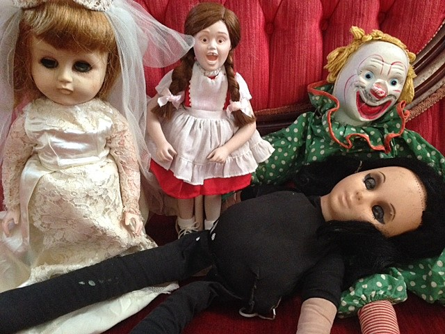 Scary Dolls