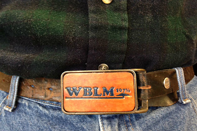 WBLM Belt Buckle