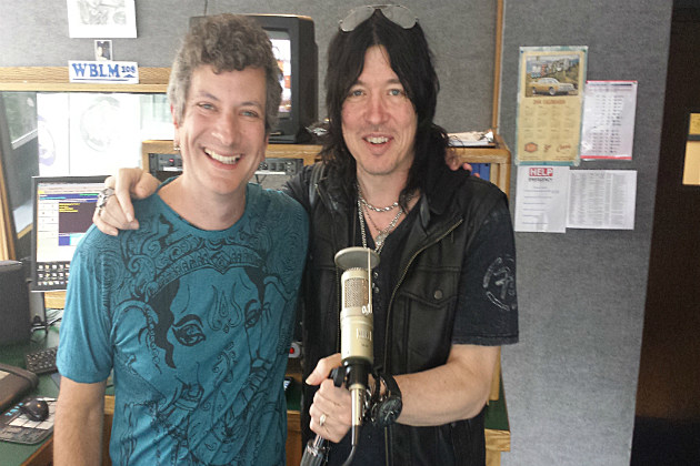 Guru and Tom Keifer