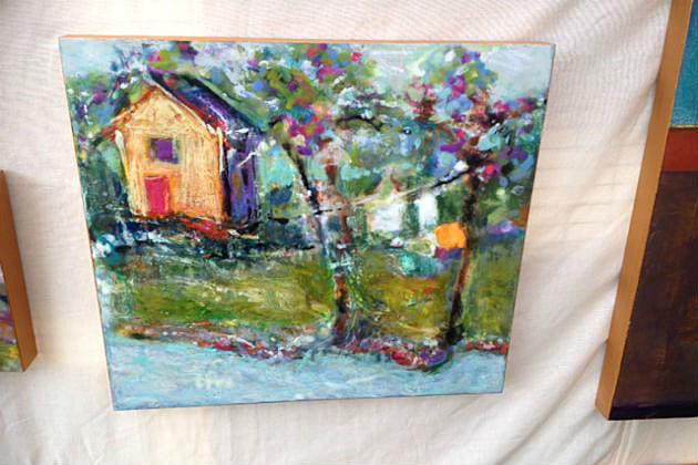 Lori Austill Beeswax Painting