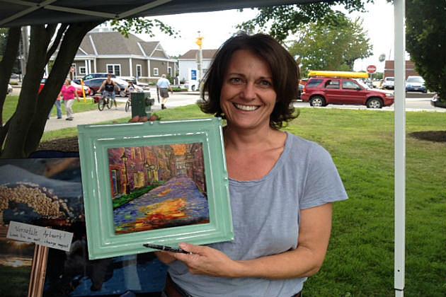 Janet Barrett, artist