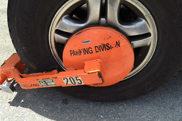 tragedy strikes another effing parking boot