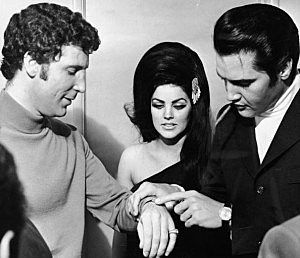 Tom Jones, Priscilla, Elvis