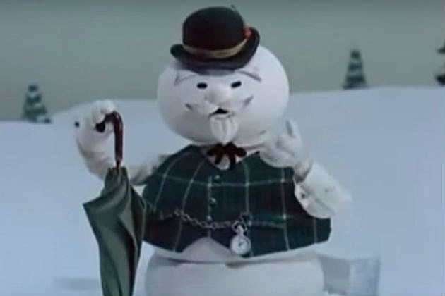 Snowman Rudolph