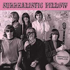 """Cover of Jefferson Airplane's second album, """"Surrealistic Pillow"""", released Feb. 1, 1967. (Courtesy of RCA Records)"""
