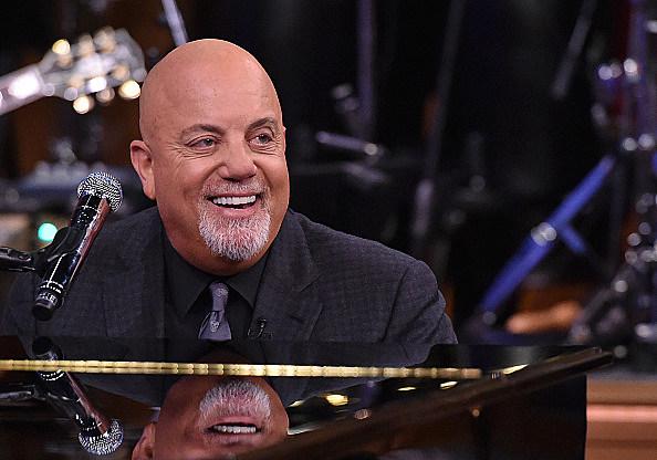"Billy Joel Visits ""The Tonight Show Starring Jimmy Fallon"""