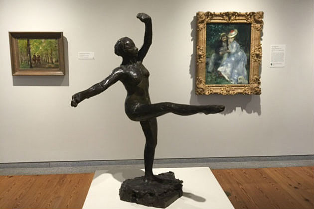 Degas sculpture