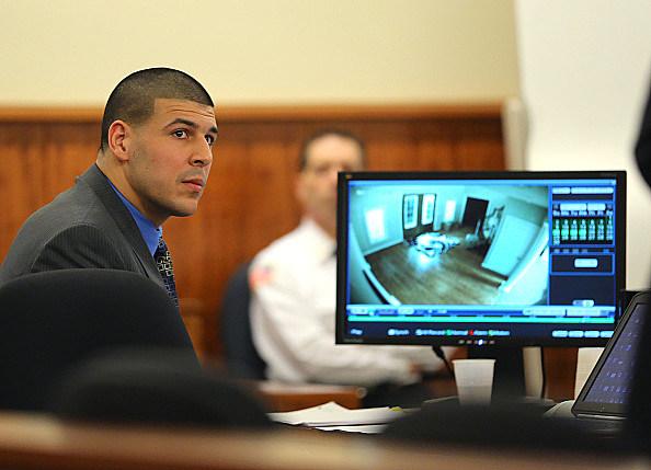 Aaron Hernandez Murder Case Sent To Jury