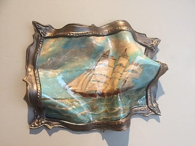 Warped Clipper Ship