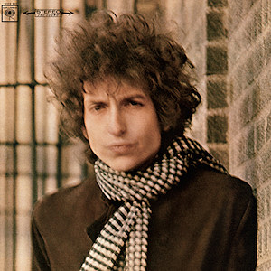 """Blonde On Blonde"" album cover, 5/16/1966. (Courtesy of Columbia Records)"