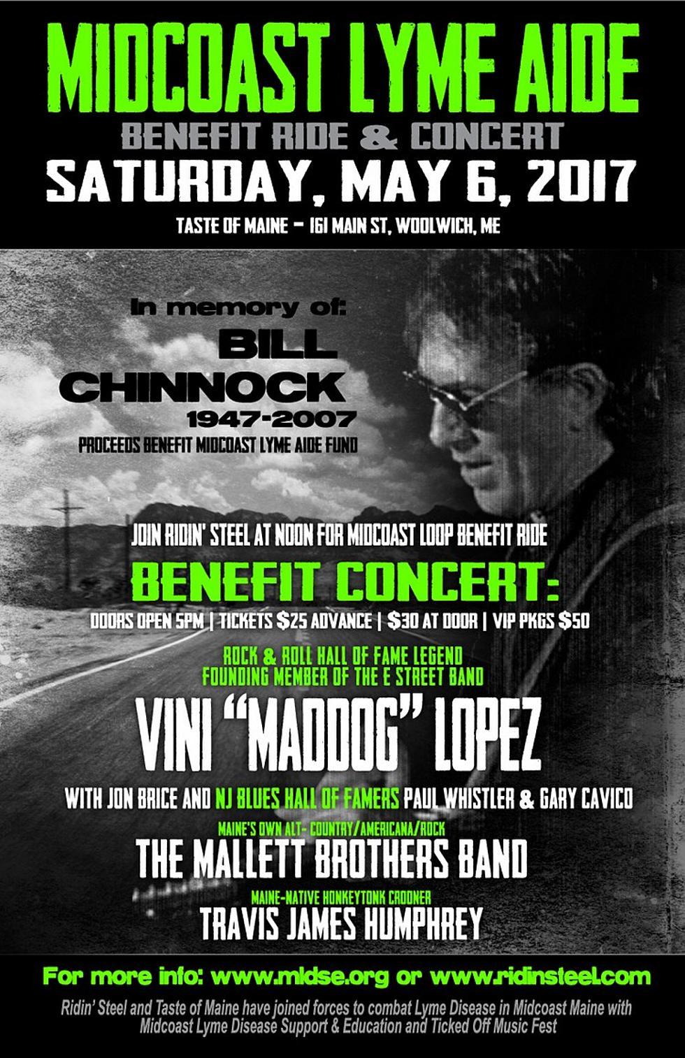 E Street Band Member Vini Mad Dog Lopez On Blimp Audio