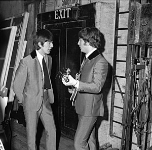 Harrison And Lennon