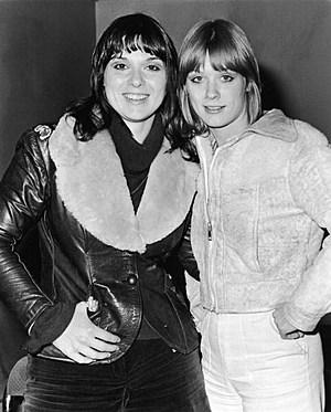 Ann & Nany Wilson Of The Rock Group Heart