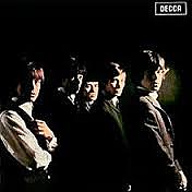 Album cover of The Rolling Stones debut LP, April 1964. (Courtesy of London Records)