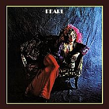 "Janis Joplin ""Pearl"" album cover, Jan. 1971. (Courtesy of Columbia Records)"