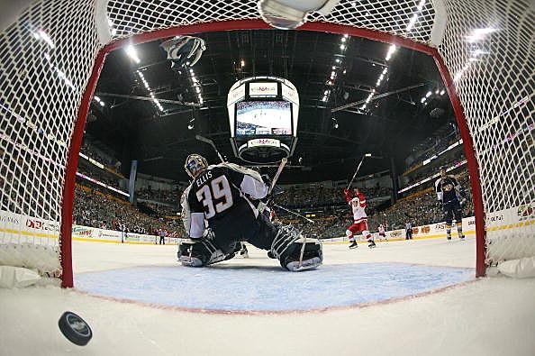 Detroit Red Wings v Nashville Predators - Game Six