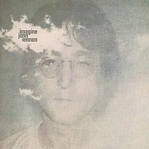 """John Lennon """"Imagine"""" album cover, Sept. 1971. (Courtesy of Apple Records)"""