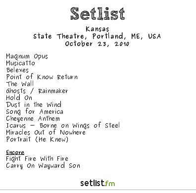 setlist.com